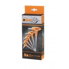 96  T/S5P - JEU DE 5 CLES HAUTE PERFORMANCE