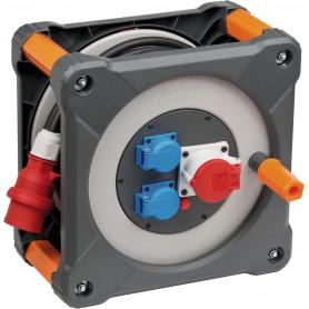 Enrouleur de câble Robusta Compact 30m